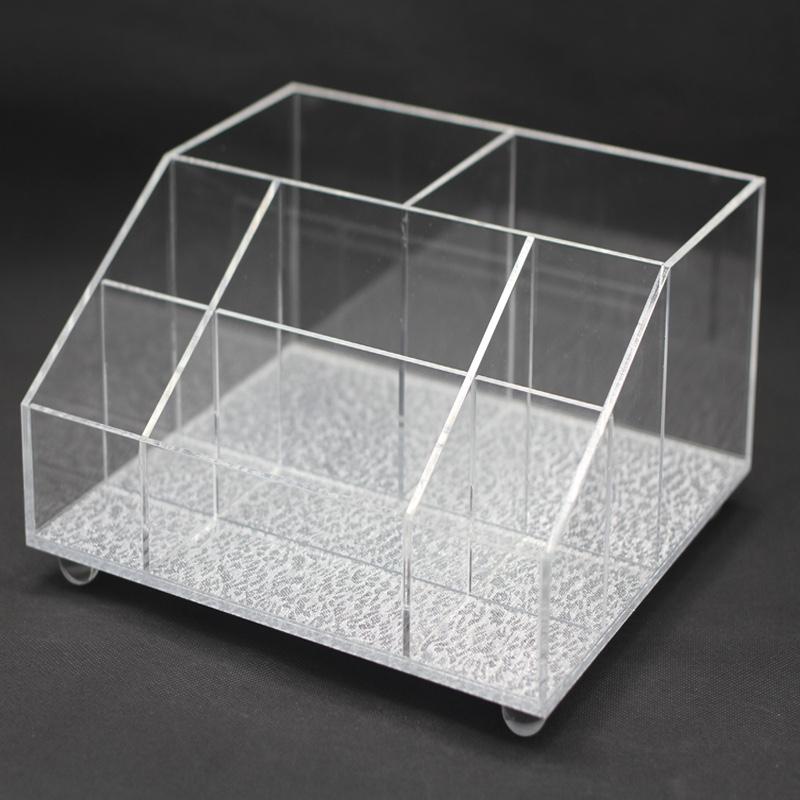 Acrylic Cosmetic Retail Shop Display Box