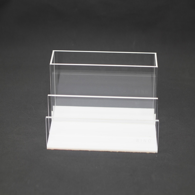Acrylic Desktop File Folder Home Organizer
