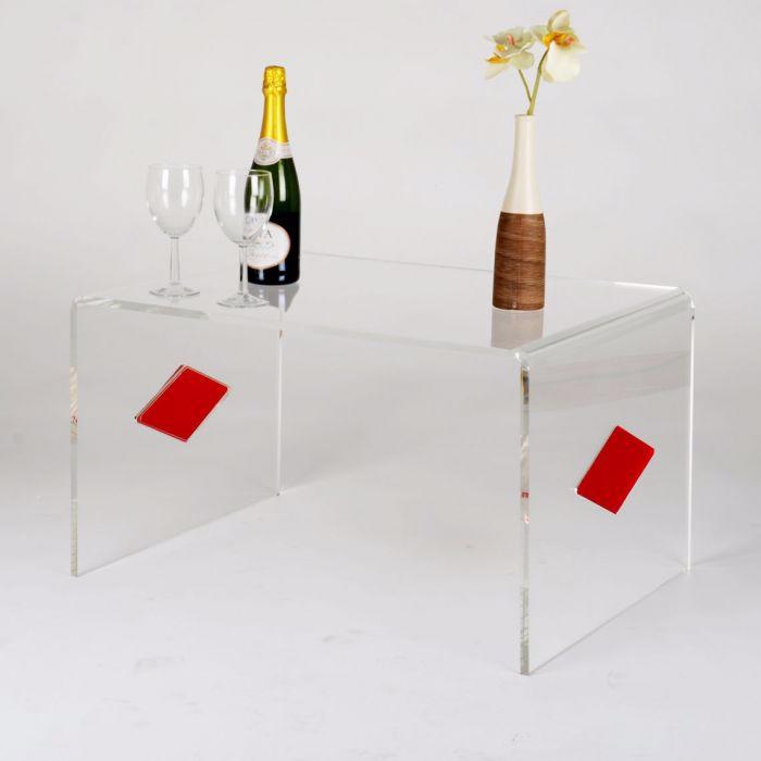Plexiglas Nachtkaffee Anzeige Tabelle