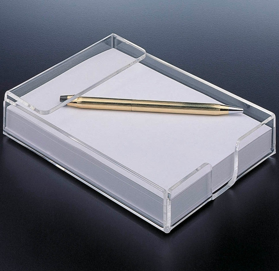 Office Acrylic Stick Note Pad Holder Memo Cube Dispenser Manufacturers, Office Acrylic Stick Note Pad Holder Memo Cube Dispenser Factory, Supply Office Acrylic Stick Note Pad Holder Memo Cube Dispenser