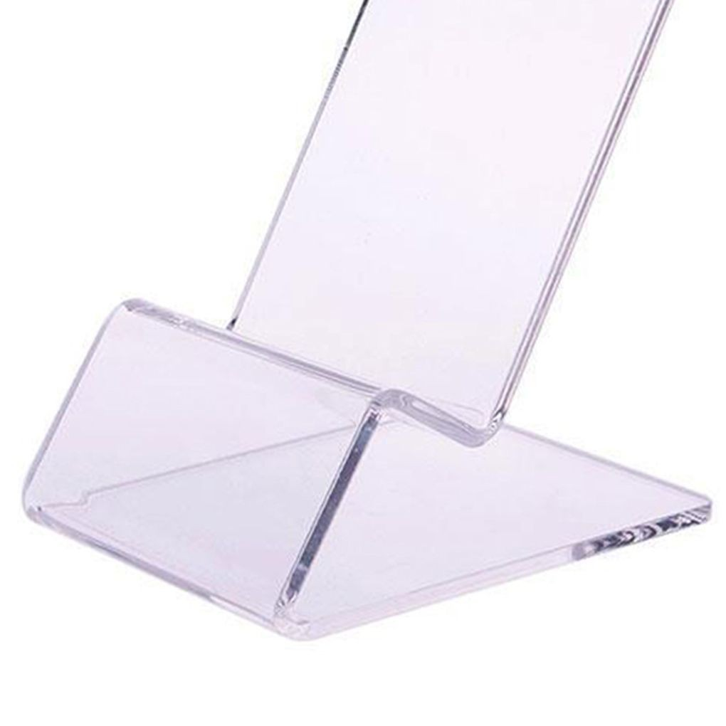 Clear Acrylic Mobile Cell Phone Display Stand Holder Manufacturers, Clear Acrylic Mobile Cell Phone Display Stand Holder Factory, Supply Clear Acrylic Mobile Cell Phone Display Stand Holder