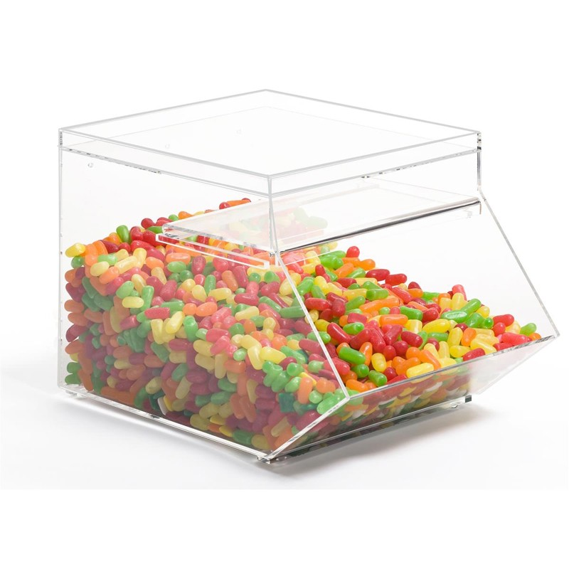 Countertop Clear Acrylic Container Candy Box