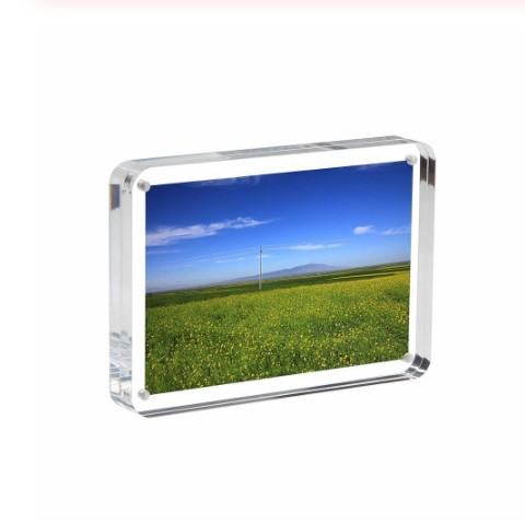 desktop acrylic frame