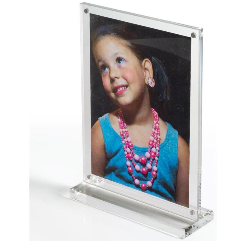 Clear Acrylic Magnetic Sign Holder 8.5x11 Manufacturers, Clear Acrylic Magnetic Sign Holder 8.5x11 Factory, Supply Clear Acrylic Magnetic Sign Holder 8.5x11