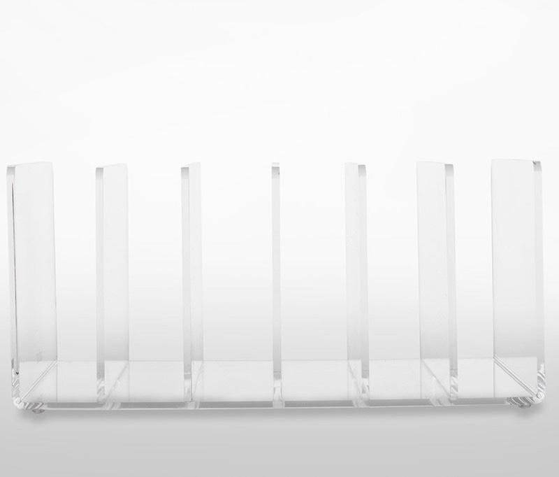 Desktop Plexiglas Briefpost File Sorter-Halter