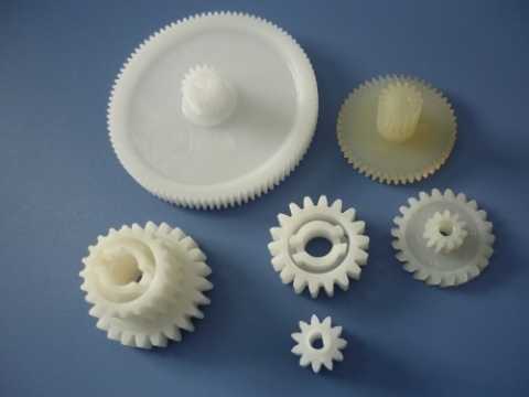 injection molded gears