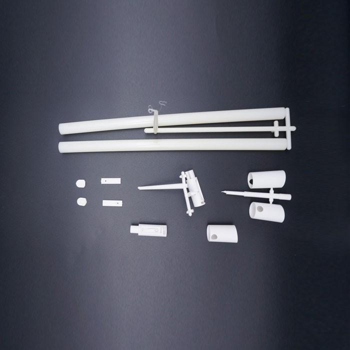 Małe części z tworzyw sztucznych Elementy formy