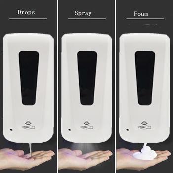 Acquista Dispenser automatico di disinfettante per le mani da 1000 ml, disinfettante per le mani con spray alcolico,Dispenser automatico di disinfettante per le mani da 1000 ml, disinfettante per le mani con spray alcolico prezzi,Dispenser automatico di disinfettante per le mani da 1000 ml, disinfettante per le mani con spray alcolico marche,Dispenser automatico di disinfettante per le mani da 1000 ml, disinfettante per le mani con spray alcolico Produttori,Dispenser automatico di disinfettante per le mani da 1000 ml, disinfettante per le mani con spray alcolico Citazioni,Dispenser automatico di disinfettante per le mani da 1000 ml, disinfettante per le mani con spray alcolico  l'azienda,