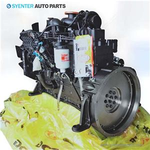 6BT5.9 Diesel Engine Assy For Dongfeng Truck
