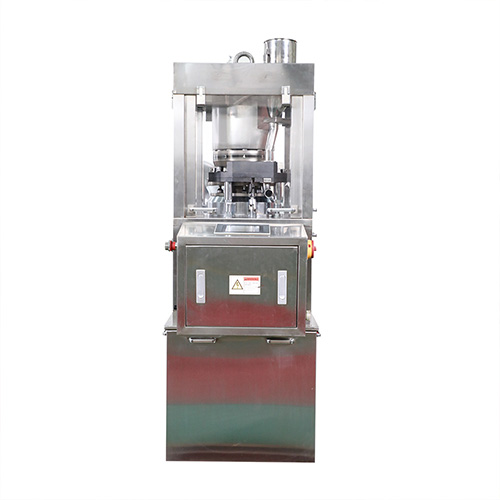 New type rotary tablet press