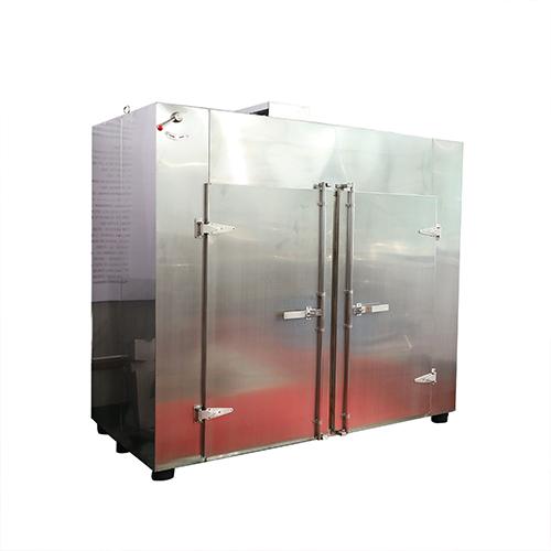 Horno industrial seco de aire caliente