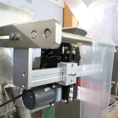 automatic filling and packaging machine