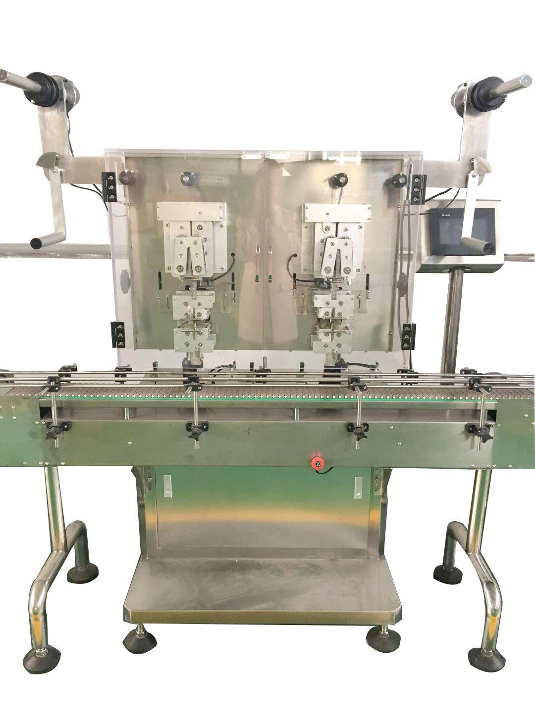 Automatic desiccant cotton machine