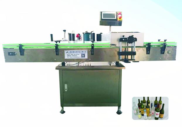 máquina de etiquetas multifuncional