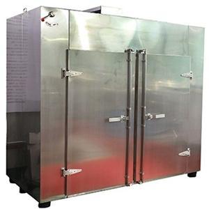 Two Doors Glass Bottles Hot Air Circulating Heat