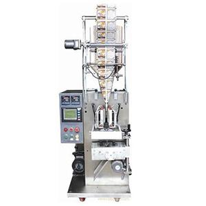 Automatic Liquid Filling Packing Machine For Juice And Milk