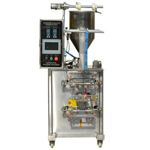 Automatic Stick Sauce Paste Liquid Packing Machine