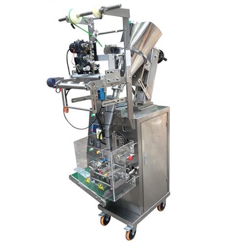 Empaquetadora automática de polvo de café 3 en 1 en bolsita