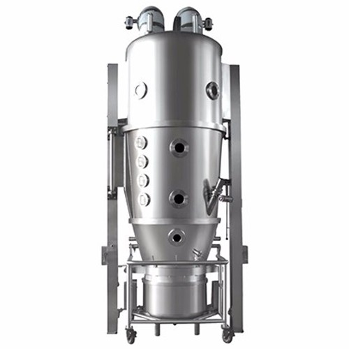 High Efficiency Fluid Bed Pharmaceutical One Step Granulator