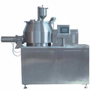 High Speed Wet Mixing Granulation Machine