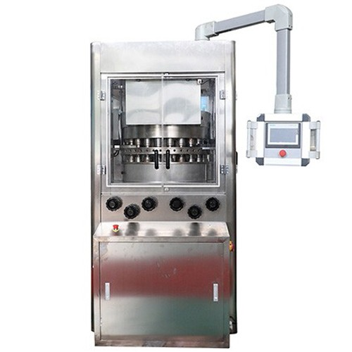 Rotary Tablet Press For Pressing Candy