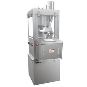 Intelligent Tablet Press With High Pressure
