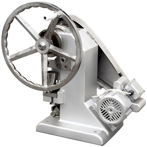 Maszyna do tabletkowania z pojedynczym uderzeniem