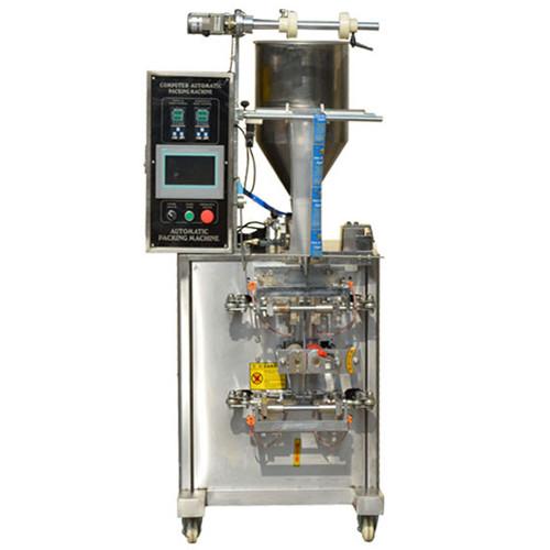 4 Sides Seal Granule Powder Liquid Packing Machine