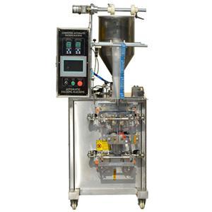 4 πλευρές σφραγίδα κοκκώδη σκόνη υγρή μηχανή συσκευασίας