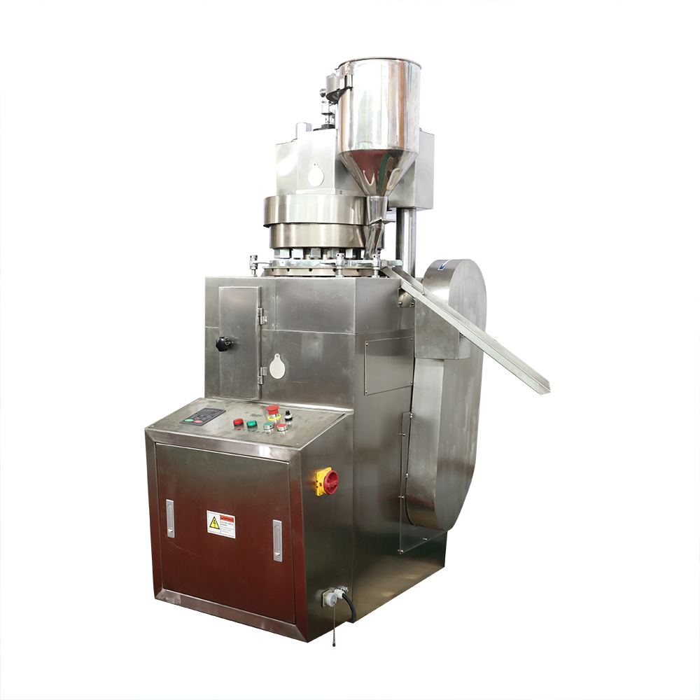 Rotary Chicken Essence Tablet Press Machinery