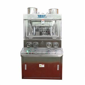 High Pressure Salt Tablet Press Machine