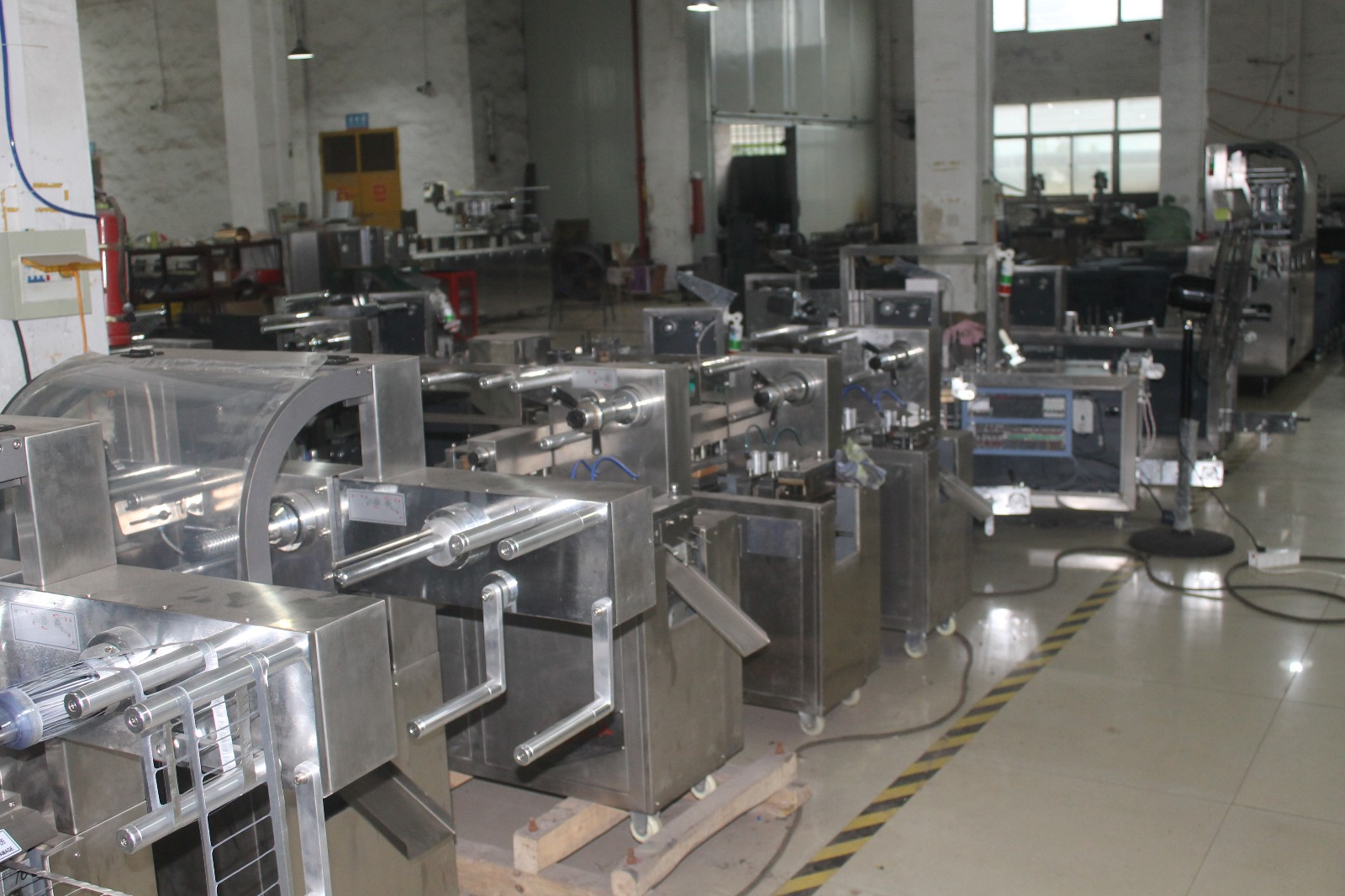 Blister Packing Machine Features