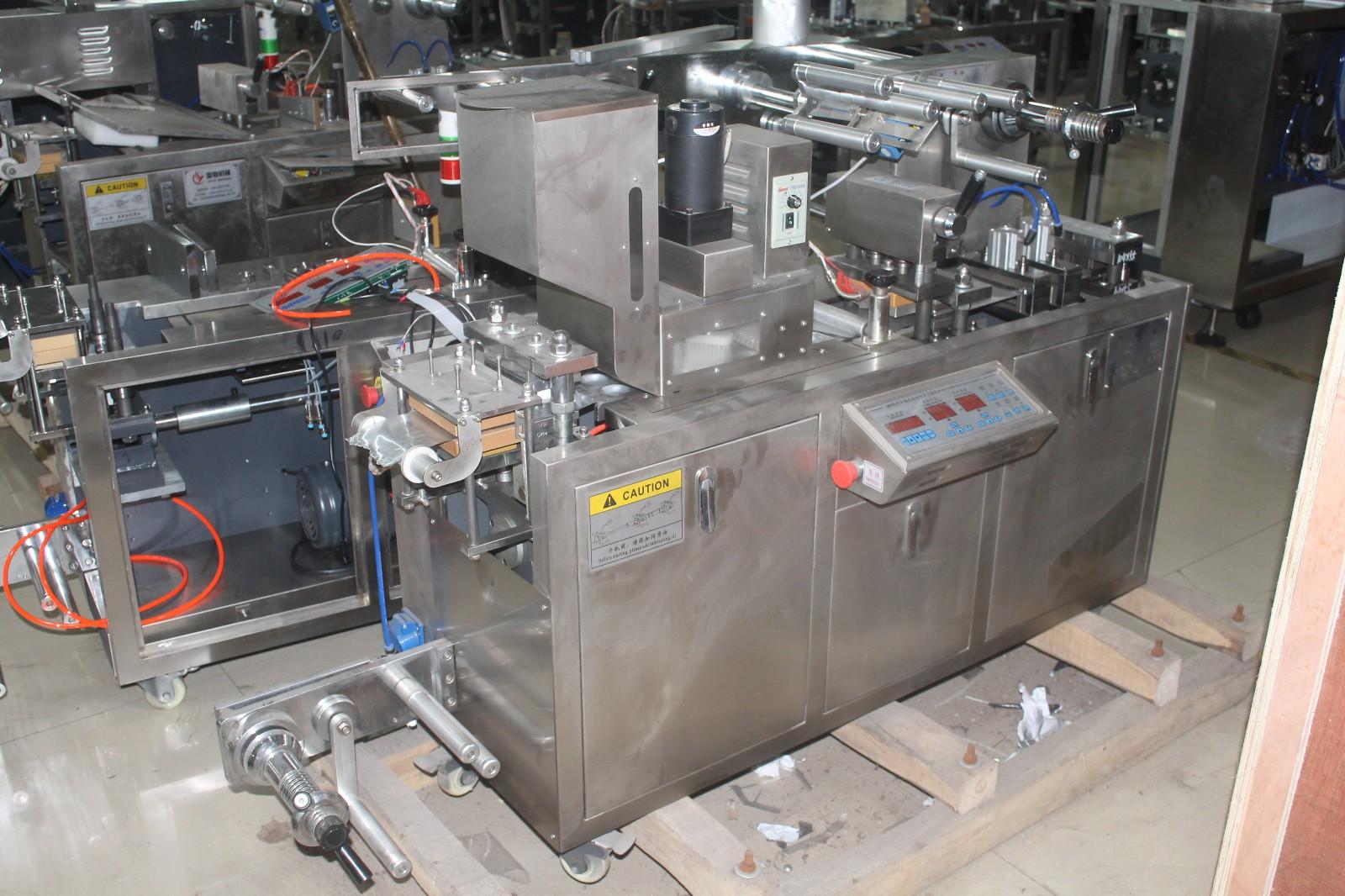 automatyczna maszyna do pakowania w blister