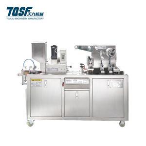 Υψηλής ταχύτητας υγρή σάλτσα ελαιολάδου Συσκευασία μηχανή συσκευασίας κυψέλης
