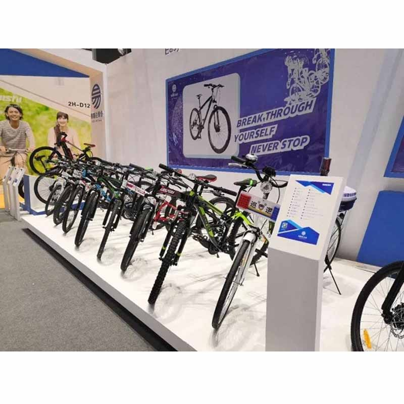 International cycle show