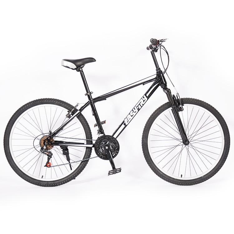 Vélo de montagne OEM Exercize Steel Frame 26 pouces