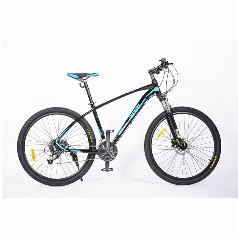 Nuevo diseño 18 Speed Men Suspension Mountain Bike