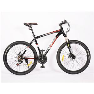 18 Speed High Carbon Steel Mountain Bicycle