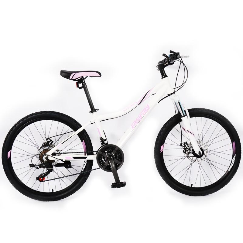 Bicicleta de montaña especializada en 24 velocidades para mujeres
