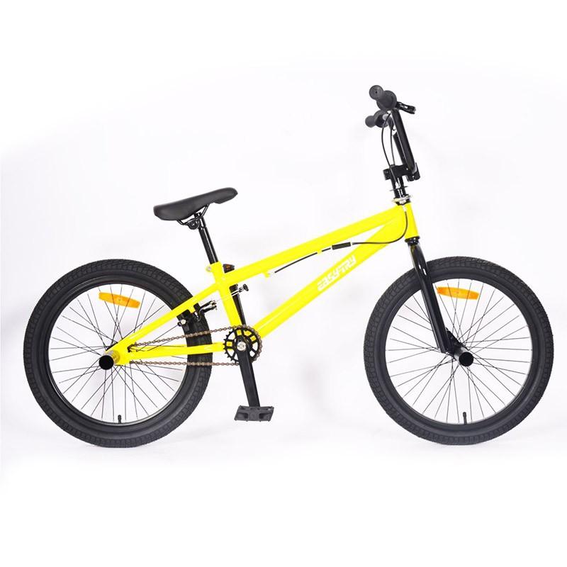 Bicicleta de BMX de 20 pulgadas con alto contenido de carbono oem tipo U de freno