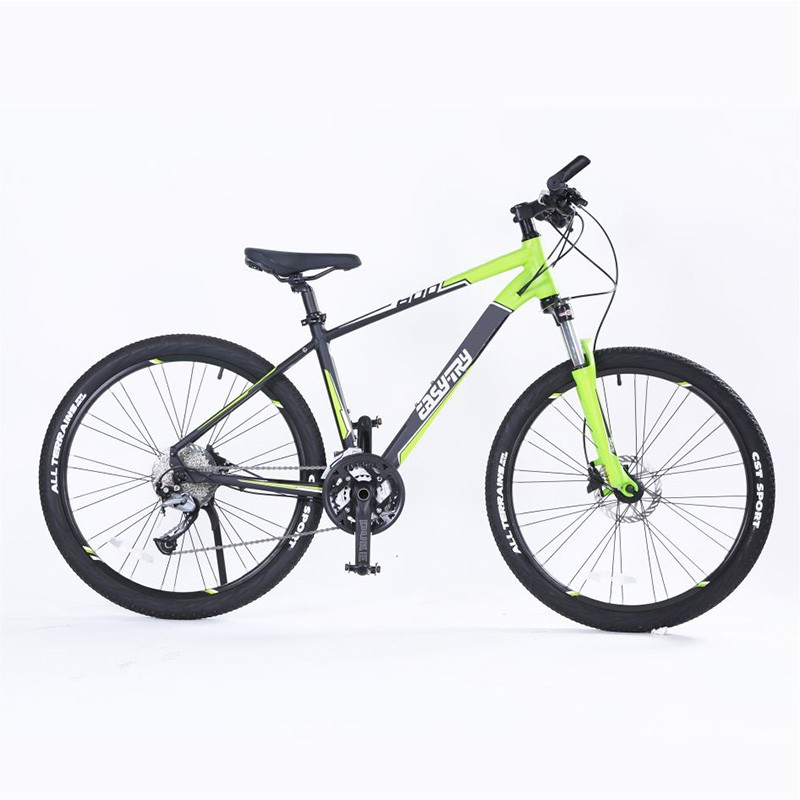 Bicicleta de montaña para adultos, 24 velocidades, neumáticos llenos de aire