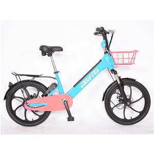 15ah Inner Aluminum Alloy Long Range Electric Bike