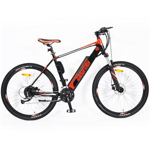 27.5 Inch 27 Speed Disc Brakes Men Electric Bike