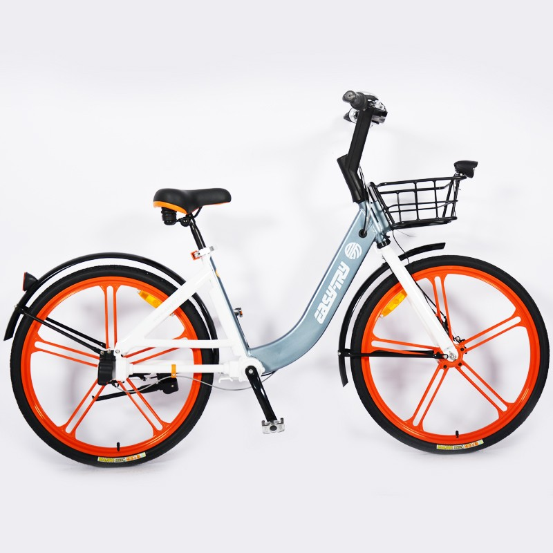 Sharing System Chainless Shaft Drive Public Bike