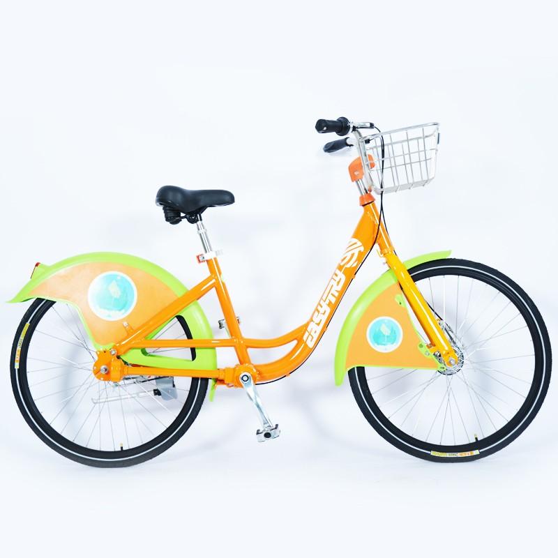 Alumimum Alloy City Sharing Station Öffentliches Fahrrad