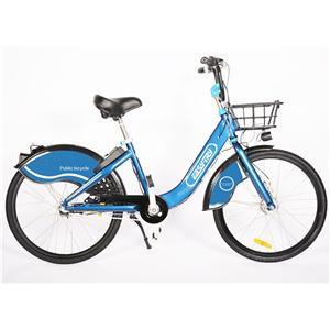 Freno de rodillo interno de 3 velocidades Luz solar Bicicleta pública