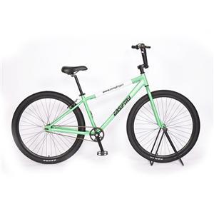 29 بوصة سبائك الألومنيوم الإطار سرعة واحدة دراجة Bmx