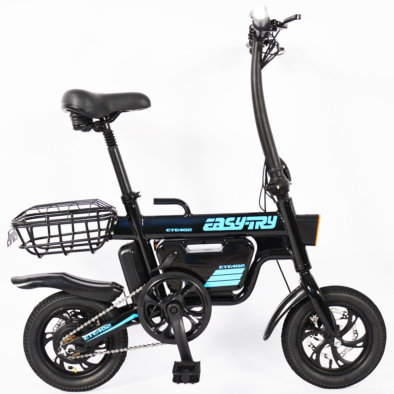 12 inch electric bike