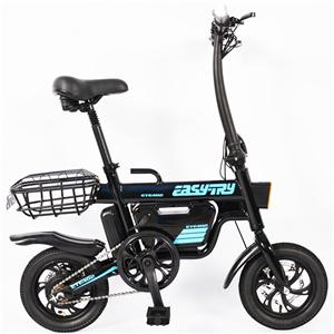 12 Inch Alloy Handlebar Fat Electric Bike