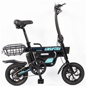 12 Inch Alloy Handlebar Fat Electric Bike